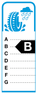 Tyre label example